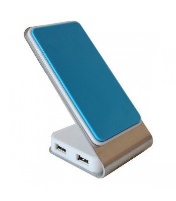Mobile Phone Holder Cum Charger