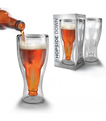 Beer Bottle Glass