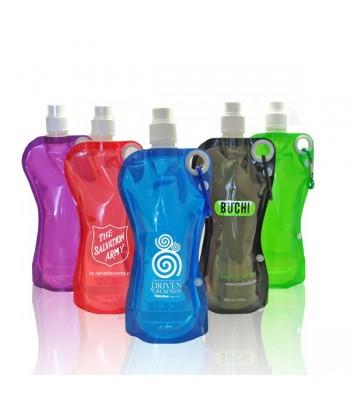Foldable Water Bottle