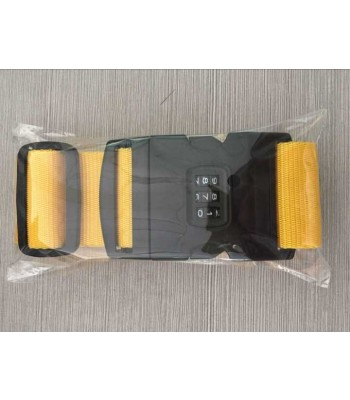 Luggage Strap Lock