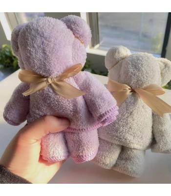 Cute soft towel