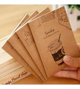 Mini Note Book Design A