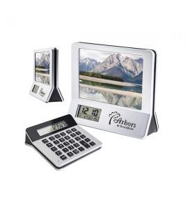 Multi-Function Digital Photo Frame