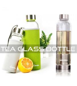 Tea Glass Bottle