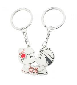 Couple Key Ring