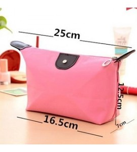 Cosmetic Pouch (Pink)