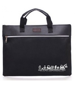 Document Bag (Black)