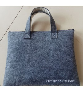 Laptop Carrier (Grey)