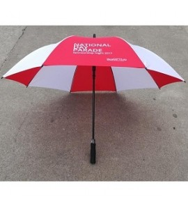 Umbrella (Red & White)