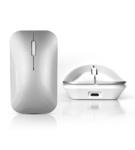 Pocket Wireless Mouse (White)