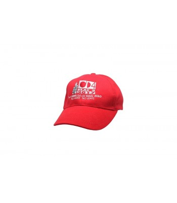 Baseball Cap (Red)