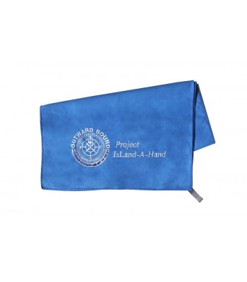 Sport Towel with Silk Screen Printing