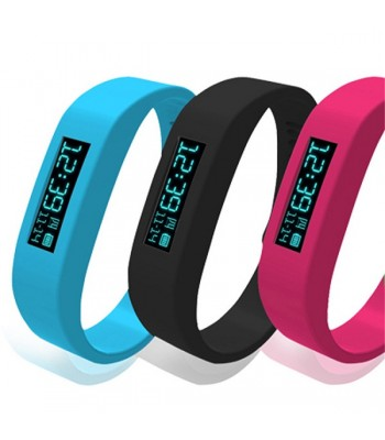 Bracelet Fitness Trackers (Different Colours)