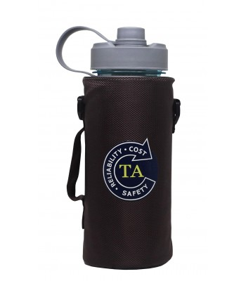 1L Water Bottle (Black Colour)