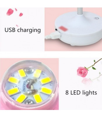 USB Charging Flower Light