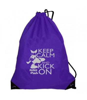 Drawstring Bag (violet)