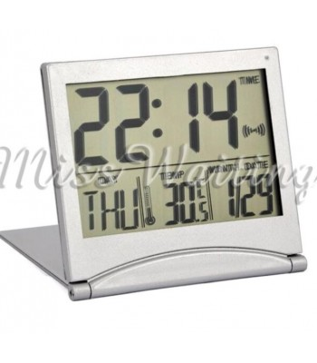 LCD Alarm Clocks