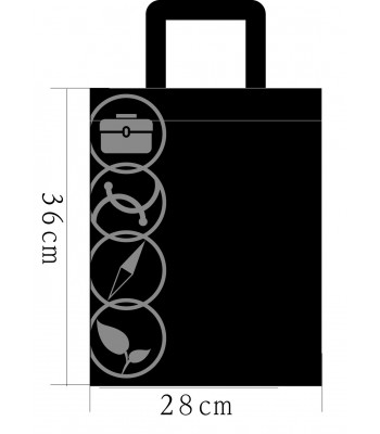 Oxford Material Tote Bag