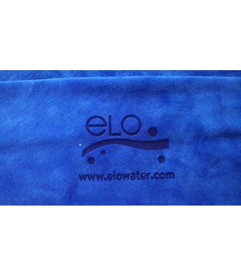Bath Towel With Laser Engraving