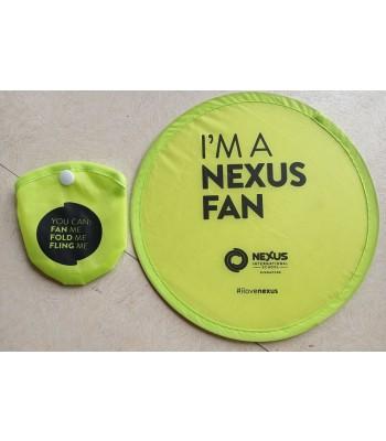 Frisbee Fan