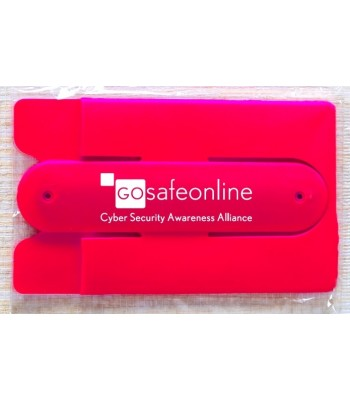 Silicone HP with Card Holder