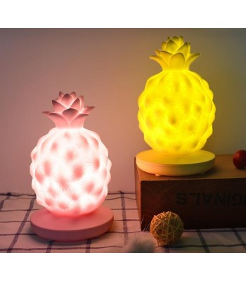 Pineapple LED Table Lamps
