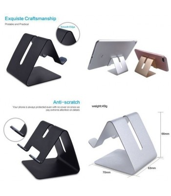 Metal Hand Phone Stand