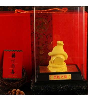 Decorative Gold Display