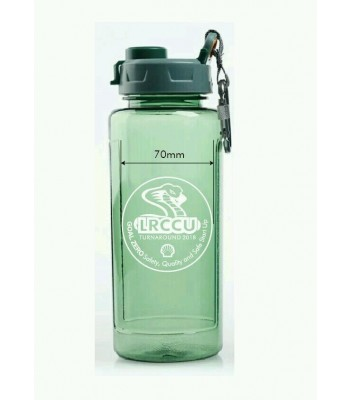 1L Water Bottle (Green Colour)