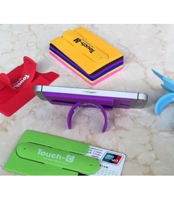 Silicone HP Stand With Card Holder