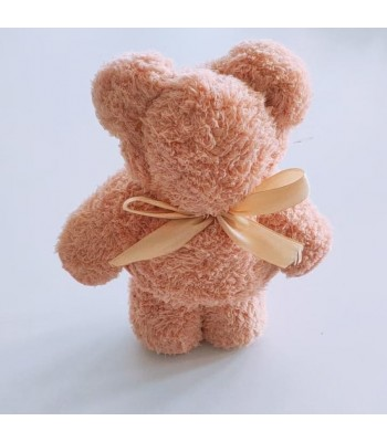 Soft Cute Teddy Bear Microfiber Towel