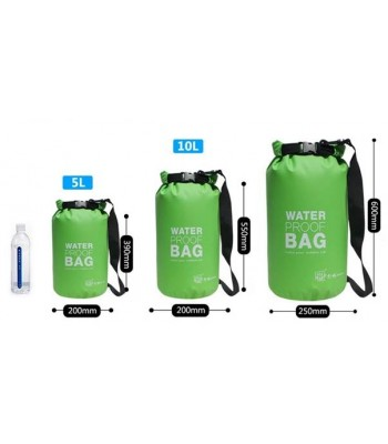 Waterproof Bags (green)